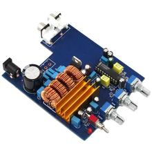TPA3116 + LM1036 50W+50W DC18V to DC24V Class D Tone Digital Power Amplifier Board YJ00293