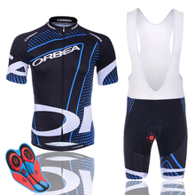 2016 ORBEA Wysokiej Jakości Najnowszy Tkaniny Krótkie rękawy Jazda Na Rowerze Rower Odzież Ubrania Mężczyźni Jazda Na Rowerze Jersey Kurtka Jersey