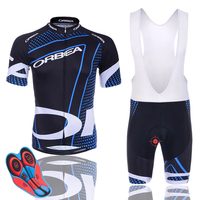 2016 ORBEA High Quality Newest Fabric Short Sleeves Cycling Bike Bicycle Clothing Clothes Men Cycling Jersey