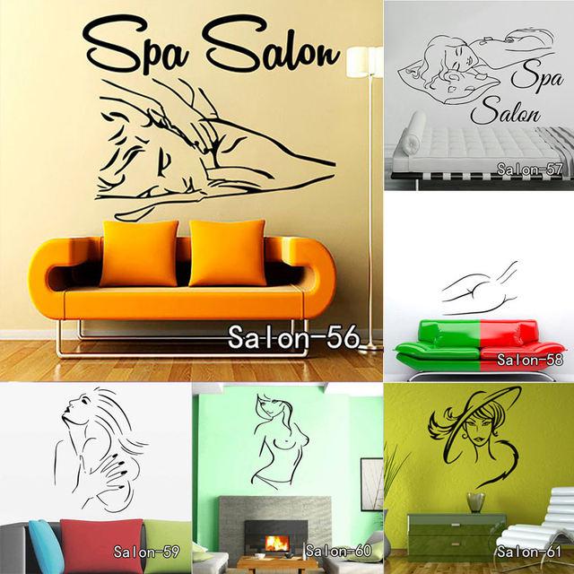 Nice Beauty Salon Wall Art Adornment - Wall Art Collections ...