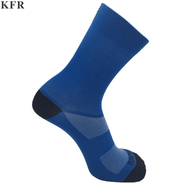 KFR High Quality Professional Brand Socks Breathable Road Bicycle Socks Outdoor Sports Racing  Nylon Polyester Cycling Socks