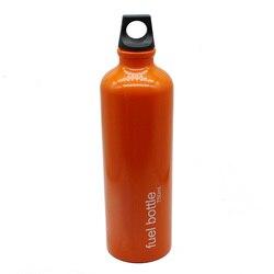 Paliwa w paliwie gazowym pojemnik na butelki motocykl awaryjny benzyna benzyna pojemnik BRS pomarańczowy