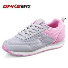 Hot Sale Summer Autumn Women Shoes Lightweight Breathable Mesh Sporting Shoes Women Casual Shoes In 4 Colors