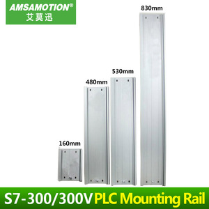 Image 2 - 6ES7390 1AE80 0AA0 For Siemens S7 300 PLC Module DIN Mounting Rail 1AE80 Mounting Rack