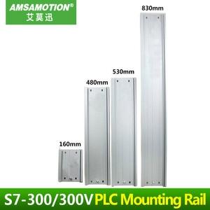 Image 2 - 6es7390 1ae80 0aa0 لشركة سيمنز S7 300 PLC وحدة DIN تصاعد السكك الحديدية 1AE80 منصة تركيب