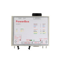 J2534 PowerBox Adapter Use for ECU Programmer