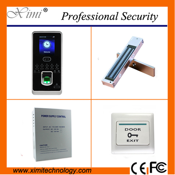 High quality new arrival biometric fingerprint access control 400 face user tcp/ip linux system face access control kit