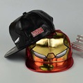 Iron Man Cap New Fashion Brand Hip-Hop Baseball Caps Snapback Hats Bone Aba Reta Gorras Chapeau Planas Casquette Captain America
