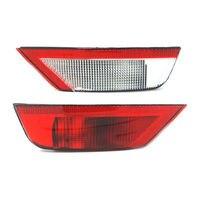 Red Len Rear Bumper Fog Lamp Lighting For Ford Ecosport 2013-2015/Focus 2010 A