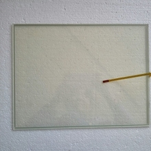 N010-0554-T805A Touch Glass Panel for HMI Panel repair~do it yourself,New & Have in stock