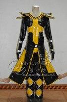 LOL Master Yi Cosplay Costume LOL the Wuju Bladesman Cosplay Costume