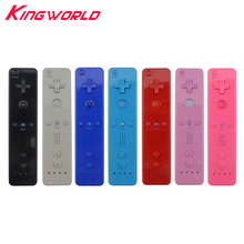 Hight quality Wireless Remote Controller Gamepad for Nintendo Wii Console Game without Motion Plus