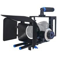 Mcoplus Aluminum Camera Video Cage Kit Movie Kit Film Making System For Nikon Pentax Canon Sony