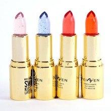Moisture Sweet Kiss Lipstick Lips Makeup Waterproof Nutritious Platinum Crystal Lip Balm Gloss Cosmetic Random 4 Color