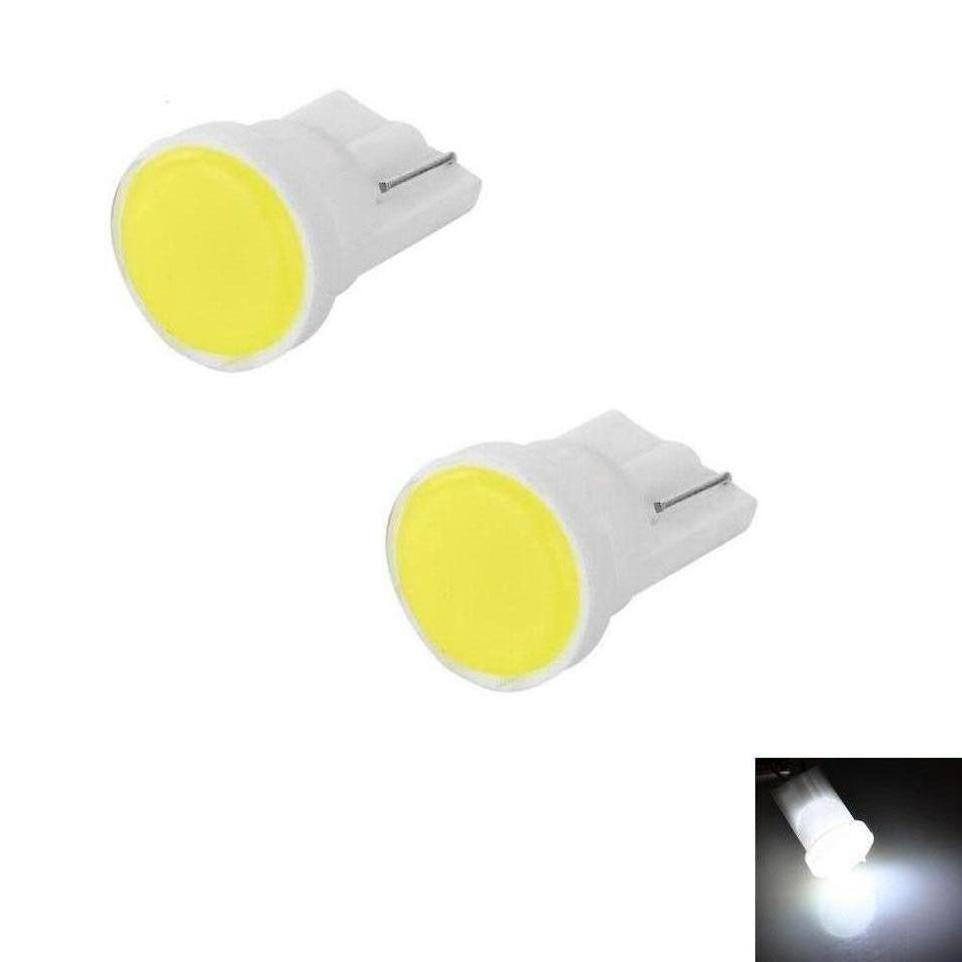 2Pcs T10 LED 12V COB W5W 194 3W 6000K Cars From Canbus Light-Emitting Diodes Independent 8 Led Bulb No Errors Univ era Auto Lamp