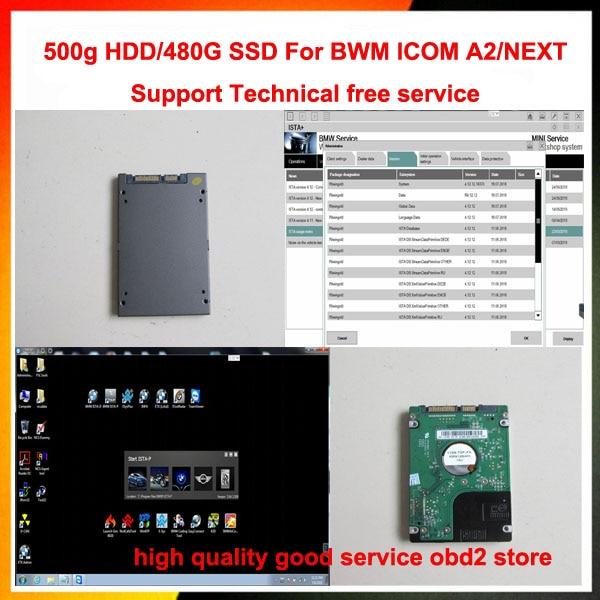 2019 03 Für Bmw Icom A2 Software Ista D 4,15 Ista P 3,66 Experten Modus Neueste Icom Nächsten Hdd 500 Gb/480g Ssd Fit In 95% Laptop
