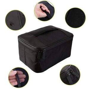 Image 5 - Przenośna torba na gry NS futerał do przechowywania gier uchwyt ochronny futerał do przenoszenia pokrywa Zipper powłoka ochronna na przełącznik do nintendo akcesoria