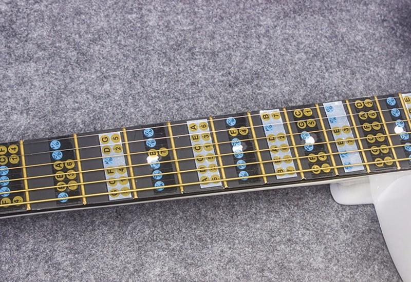 ukulele scale label