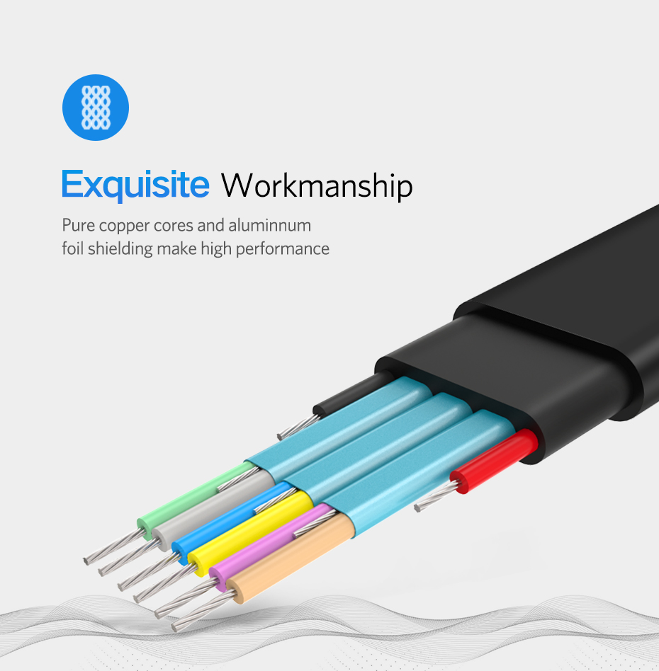 HTB1rJXlXeuSBuNjSsziq6zq8pXaB Ugreen USB 3.0 Cable Flat USB Extension Cable Male to Female Data Cable USB3.0 Extender Cord for PC TV USB Extension Cable