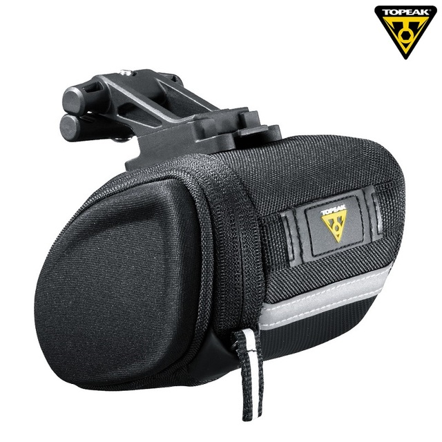 35a734afe12 Topeak SIDEKICK WEDGE PACK Bicycle Seatpost Bag Cycling Quick Clip F25  Saddle Pannier Road Bike Seat