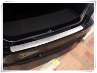For Toyota Camry XV70 2018 Stainless Inner / Outer Bumper Protector Step Panel Trunk Trim accessories car styling