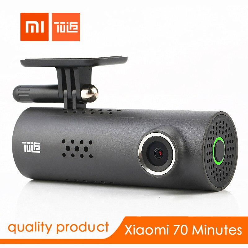 Оригинальный Xiaomi 70mai Видеорегистраторы для автомобилей смарт-dvr Cam Vision регистраторы Wi-Fi car Камера 1080HD ночь dvr Камера Авто Регистраторы DVR автомобиль