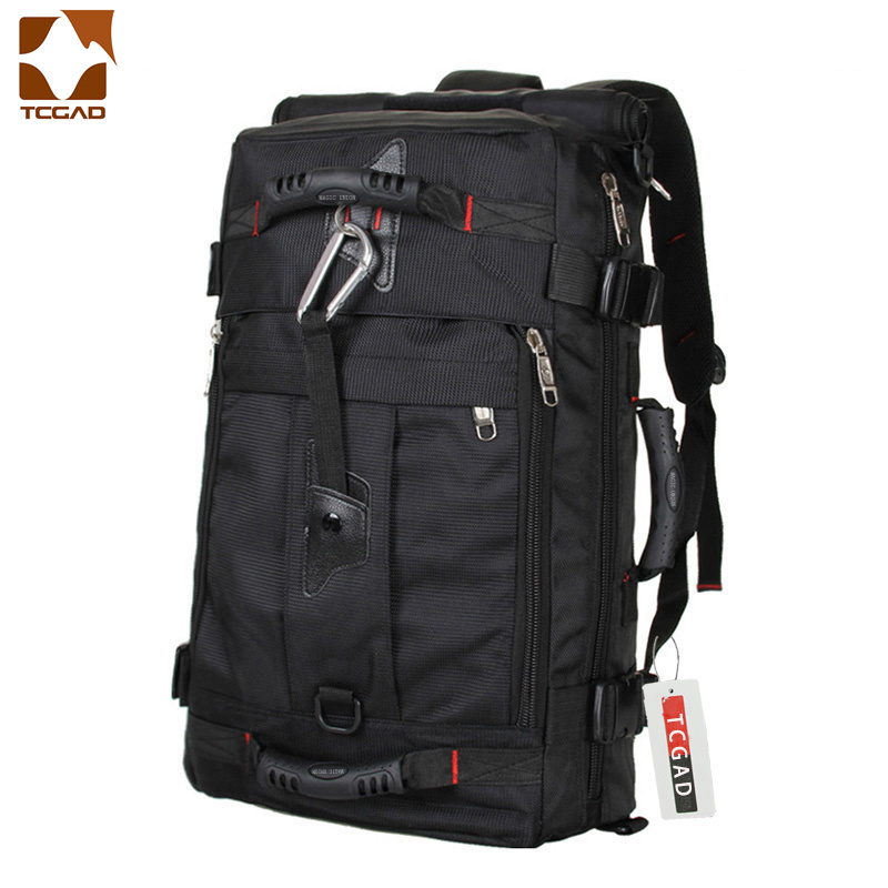Backpack Brand Design Luxury Men's Travel Men's Backpack 2019 Backpack Branded Multifunction Shoulder Bag 2019 Sac A Dos Homme