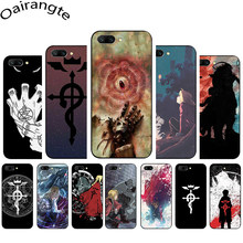 Full Metal Alchemist Brotherhood Soft Phone Cover Case for Huawei Honor Note 6A 7A 7X 8X 9X 8 9 10 Lite 8C 20 Pro(China)