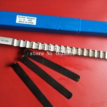 18 мм E нажимного типа шпоночный протяжки метрического размера HSS Broach режущий инструмент нож с прокладкой для станка с ЧПУ