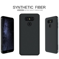 For LG G6 High Quality Case NILLKIN Synthetic Fiber Moblie Phone Cases Ultra Thin Hard Back
