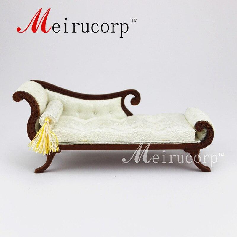 Fine échelle 1:12 dollhouse miniature meubles Bien fait Salon chaise