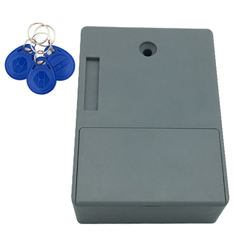 Mini Invisible Rfid Electronic Cabinet Locker 125khz Em Rfid Drawer Lock Security & Protection Electric Lock