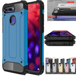 Luxe Armor Case Voor Huawei Honor V20 V10 V9 V8 8X Max 8 9 10 Lite Telefoon Case Voor Huawei honor 6X 7X 5C Note 10 Spelen 9i Case