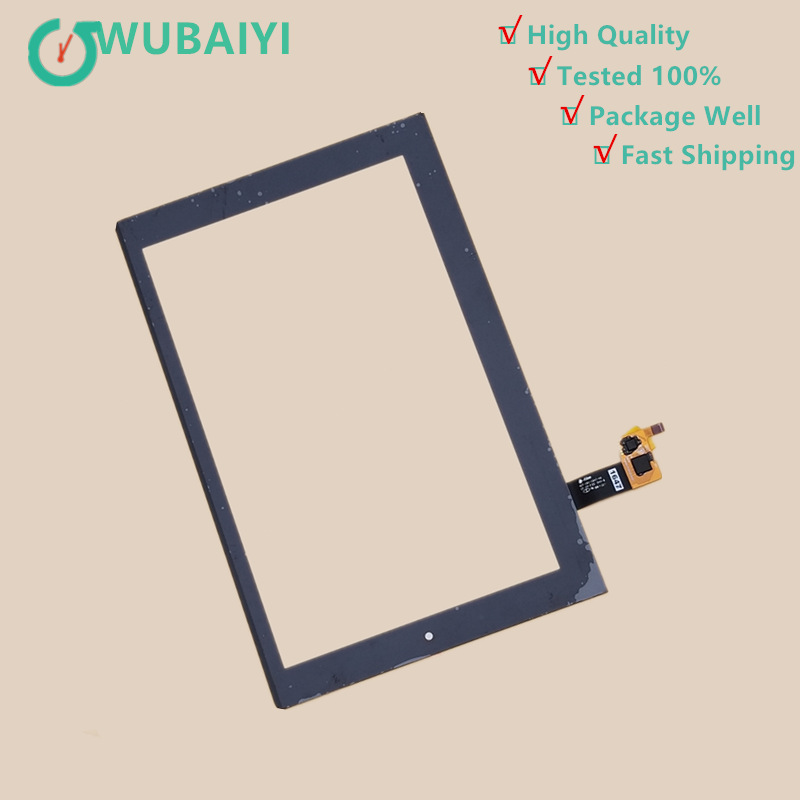 1051 Touch For Lenovo Yoga Tablet 2 1051 1051F 1051L Touch Screen Digitizer Replacement Black Free Shipping