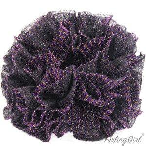 Image 3 - Furling Girl Large Size Muslim Handbands Flexible Rubber Band Comfortable Volumising Scrunchies Hair Tie Hair Bands for Women