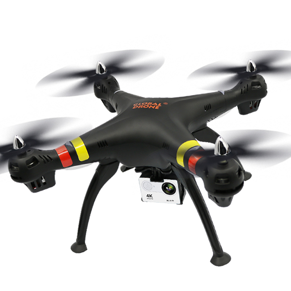 Global Drone GW180 Drone with Camera HD WIFI FPV Dron Hovering Quadrocopter Can Carry 4K Camera Drones VS SYMA X8 X8G X8W X8HW