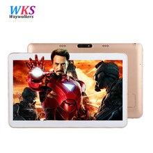 Waywalkers 10.6 дюймов Tablet PC Окта Core Оперативная Память 4 ГБ Rom 64 ГБ Android 5.1 IPS GPS 5 МП WCDMA 3 Г Планшетный Пк smart Android компьютера