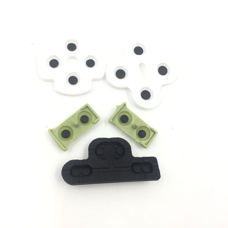 Replacement Conductive Silicon Rubber Button Pads For PS3 Controller L2R2 L1R1 ABXY D Pad Rubber