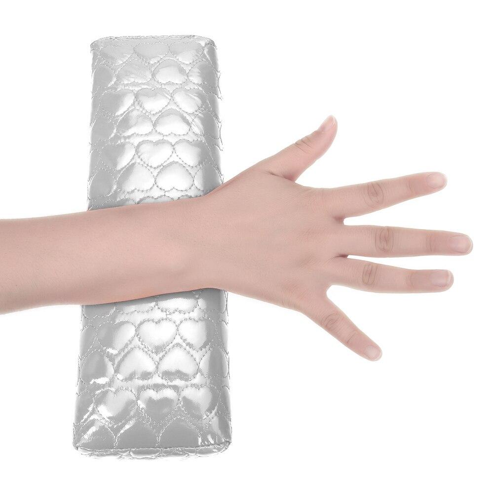 Handauflagen Nail Art Kissen Hand Arm Rest Entspannung Fingernagel Malerei Design Weiche Kissen Pu Leder Maniküre Nagel Kissen Nail Art Diversifizierte Neueste Designs