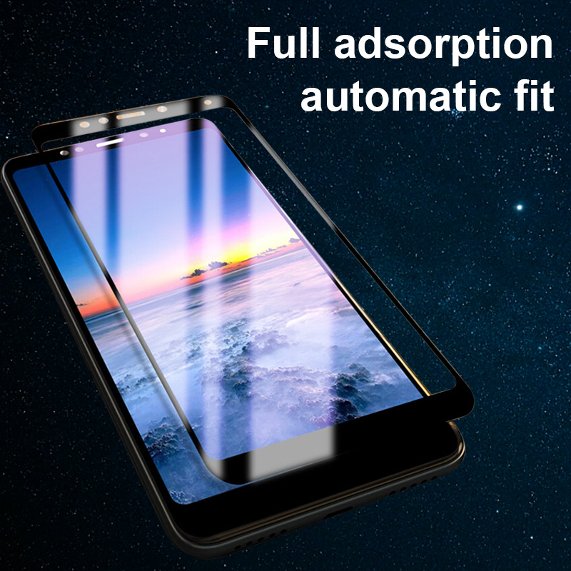 Image 5 - RONICAN Glass For Xiaomi Redmi 5 Plus Screen Protector Ultra Thin For Xiaomi Redmi Note 5 Pro Protective Glass For Redmi 5 Plus-in Phone Screen Protectors from Cellphones & Telecommunications