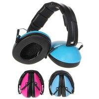 Proteção auditiva dobrável orelha muffs cancelamento de ruído earmuff para crianças criança drop shipping apoio