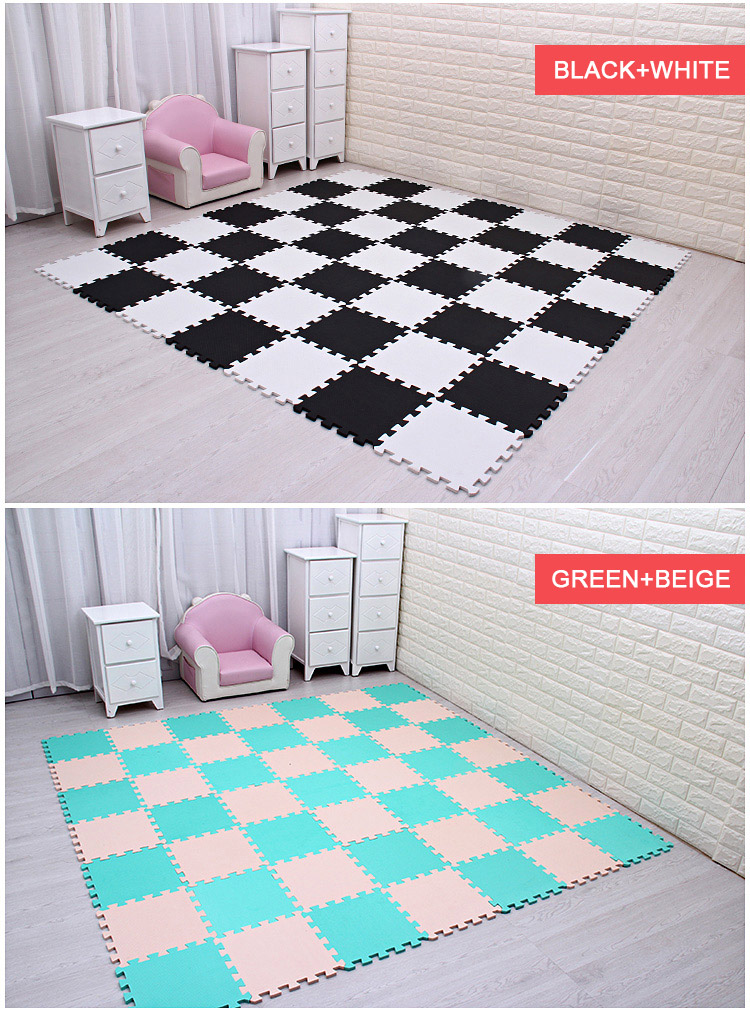 HTB1rJc4lQfb uJjSsrbq6z6bVXaa Baby EVA Foam Puzzle Play Mat /kids Rugs Toys carpet for childrens Interlocking Exercise Floor Tiles,Each:29cmX29cm