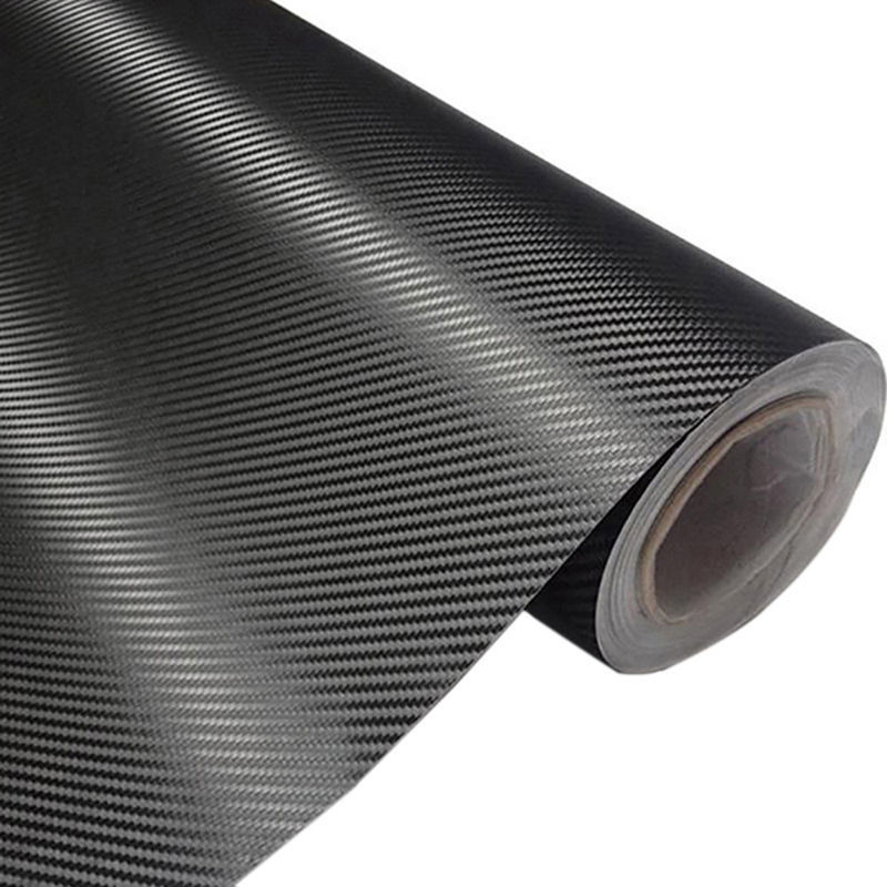 Image 5 - New Car 3D Carbon Fiber Vinyl Foil Film Wrap Roll Sticker Decal Black Practical-in Car Stickers from Automobiles & Motorcycles