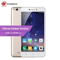 Original Xiaomi Redmi 4A 2GB 32GB Global Version 3120mAh Smartphone Snapdragon 425 Quad Core LTE 4G