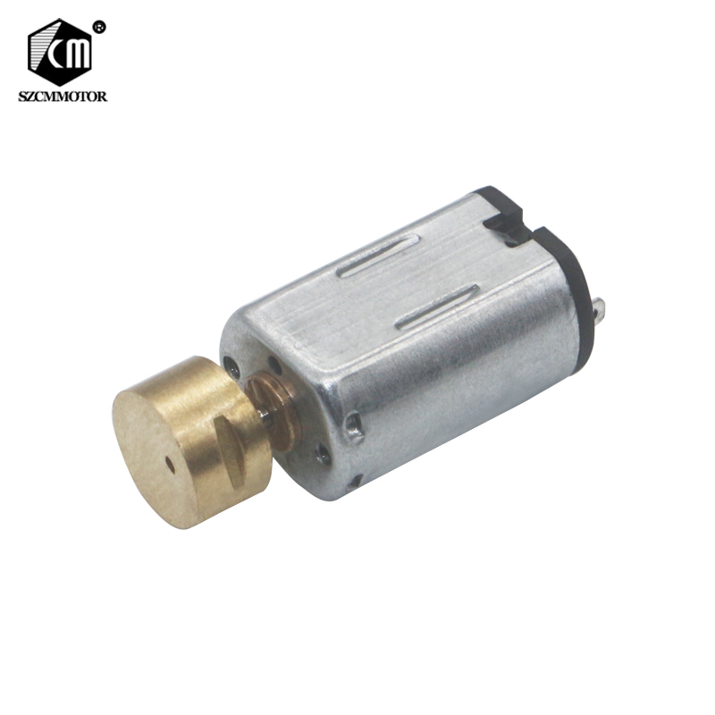 1.5V-6V Pure Copper Eccentric Vibration Motor