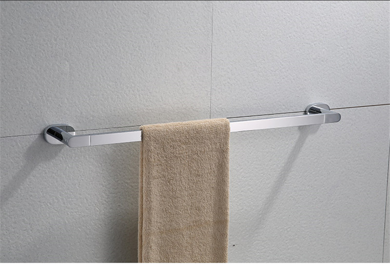 Acessórios Para banheiro Set Latão Cromado Toalha