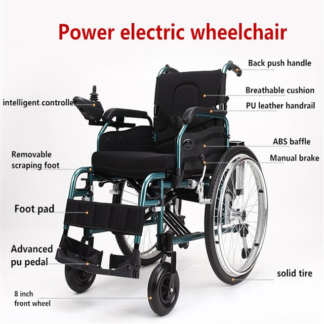 all terrain electric wheelchair office chair xxl power motor lightweight folding with ce standard for handicapped
