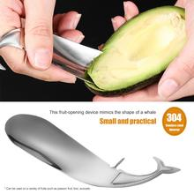 304 Stainless Steel Portable Fruit Opener Open Cutter Kitchen Tool Colorful Jam Scoop Opening Gadgets
