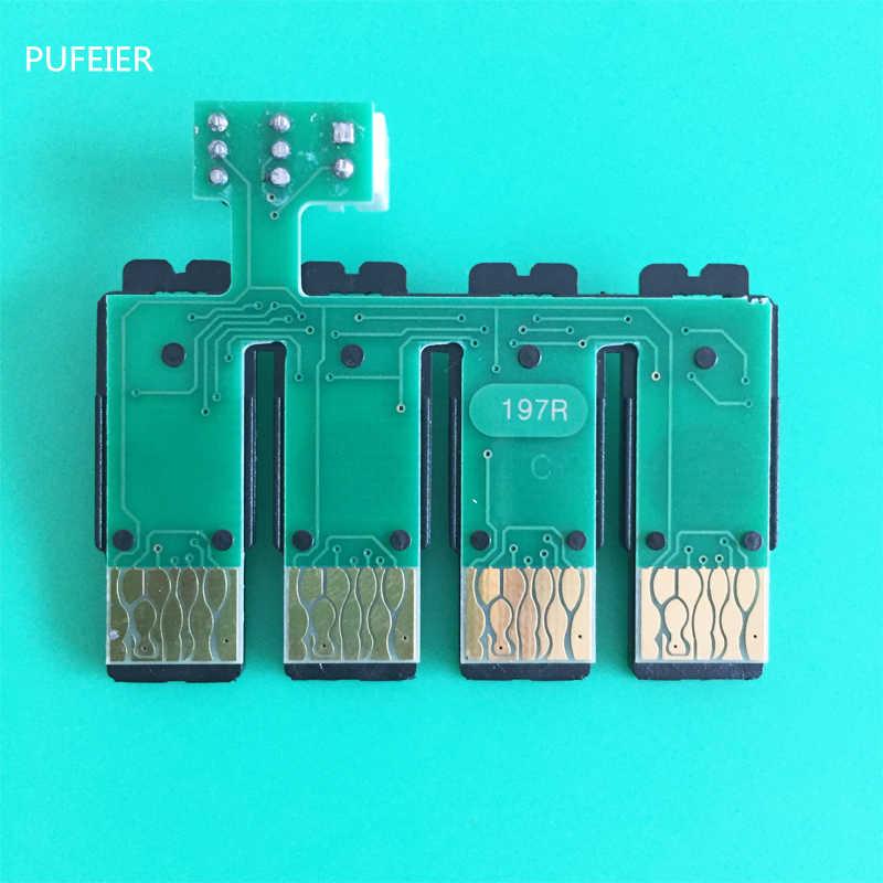 T1971 T1962-T1964 CISS 리셋 콤보 칩 XP201 XP211 XP204 XP401 XP411 XP214 XP101 WF-2532 잉크젯 프린터