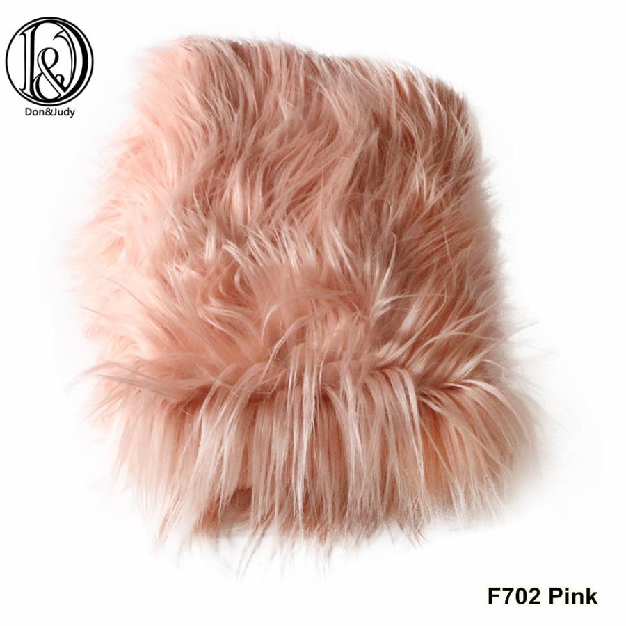 D J 150x100cm Large Faux Fur Newborn Baby Photography Props Basket Stuffer Blanket Fur Rug Infant